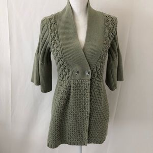 Sage empire waist sweater size S by Carlson